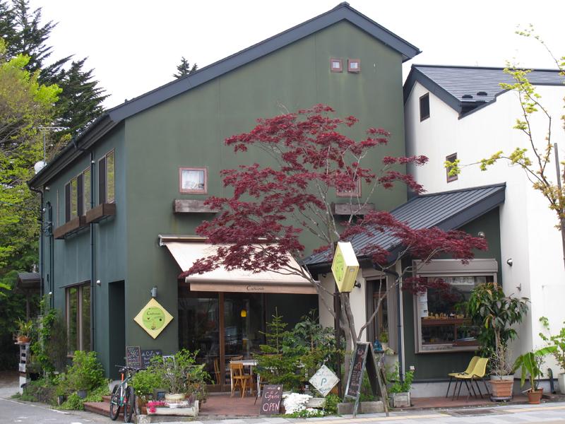 軽井沢 カフェ