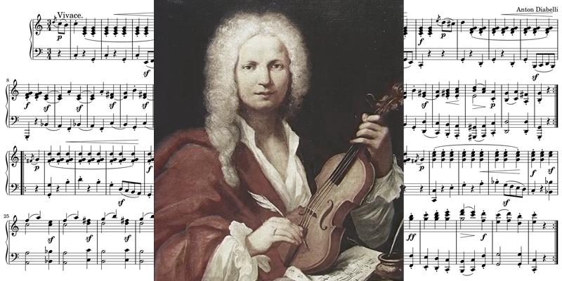 クラシック音楽家 ヴィヴァルディ