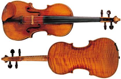 ストラディヴァリ ヴァイオリン