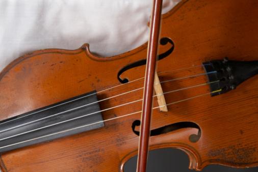 大人からのヴァイオリン。民族音楽はいかが?