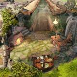 FF9 ダリの村