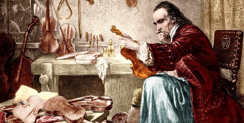 本名じゃない?有名ヴァイオリン製作者の名前