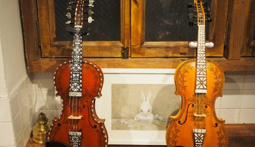 ノルウェーの伝統楽器 ハーディングフェーレ