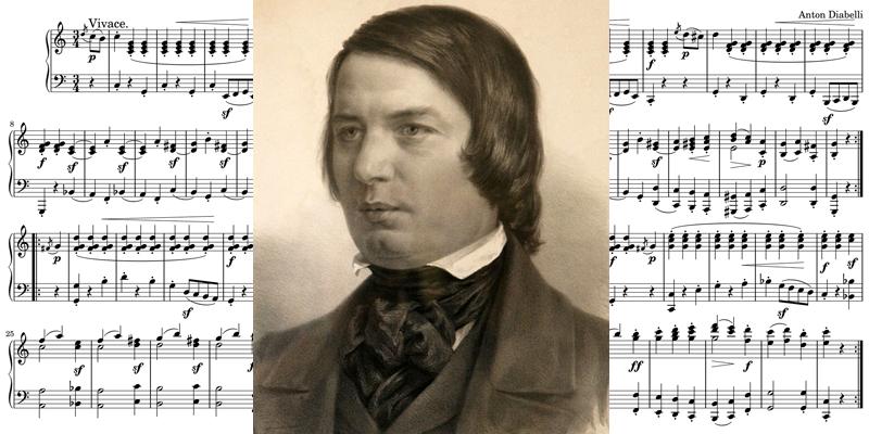クラシック作曲家 シューマン
