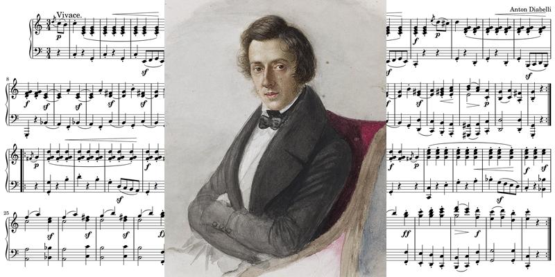 クラシック作曲家 ショパン