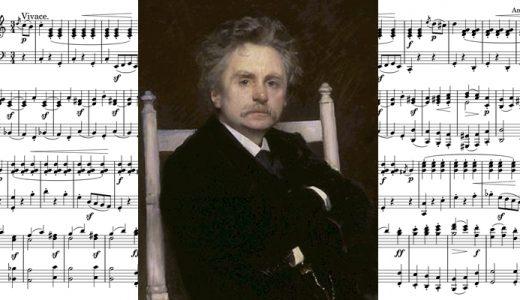 心優しきノルウェーの作曲家グリーグの生涯