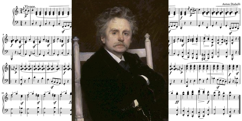 クラシック作曲家 グリーグ