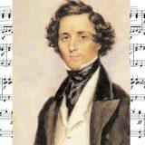 クラシック作曲家 メンデルスゾーン