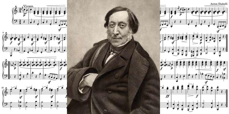 クラシック作曲家 ロッシーニ