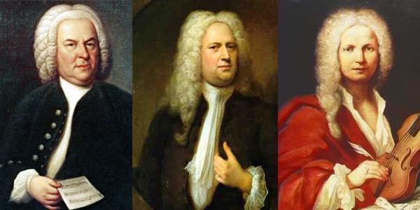 バロック時代 作曲家