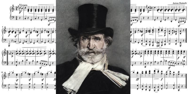 ヴェルディ 作曲家