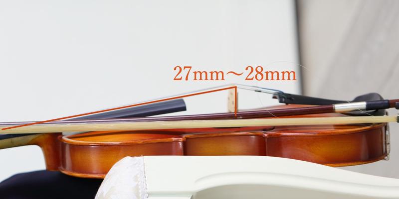 ヴァイオリン製作 プロジェクション