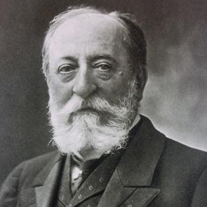 フランス作曲家 サンサーンス