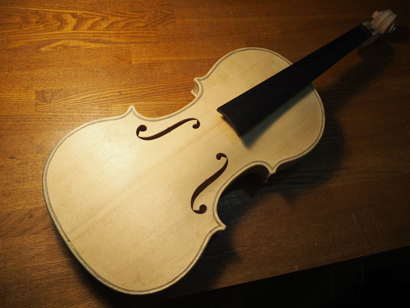 白木ヴァイオリン