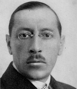 ストラヴィンスキー 近代ロシア作曲家