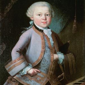 モーツァルト 幼少期