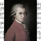クラシック作曲家 モーツァルト