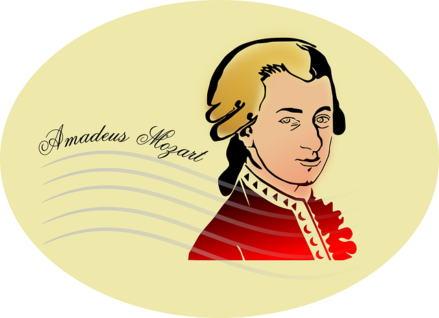 古典派作曲家 モーツァルト