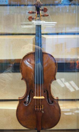 デビッド・テクラー 1723年製