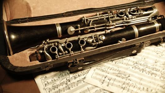 クラリネット クラシック楽器