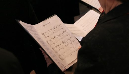 聖歌隊 オラトリオ
