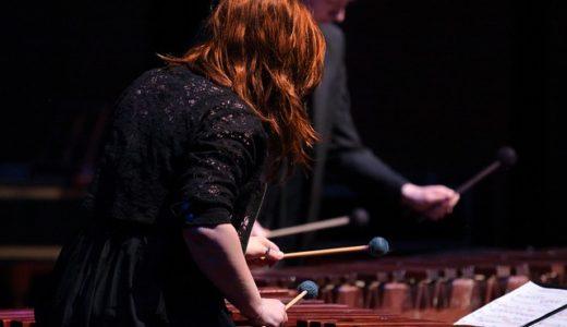 クラシック 打楽器 マリンバ