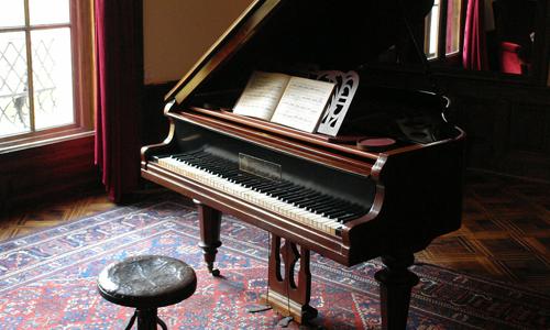 DTM ピアノ
