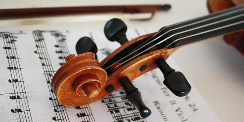 ヴァイオリン DTM