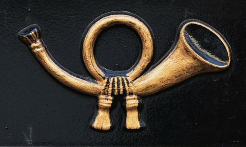 ホルン 角笛