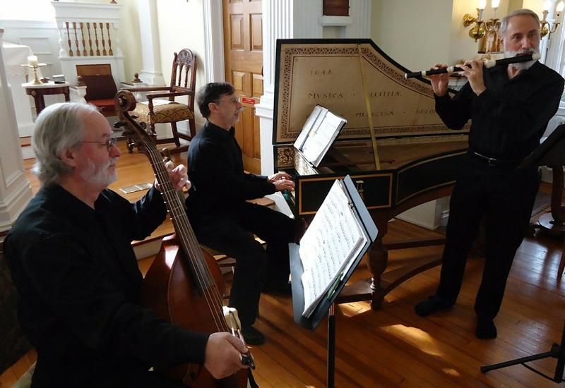 チェンバロ 古楽器