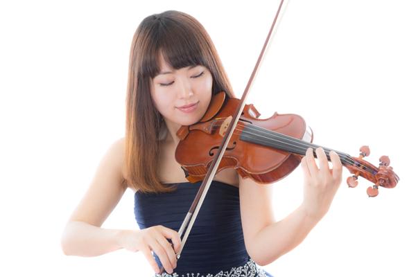 オーケストラ ヴァイオリン