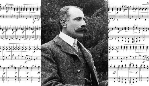 「愛の挨拶」を書き上げた作曲家 エルガーについて
