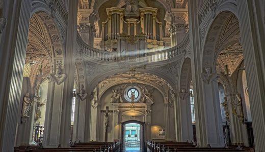 教会 クラシック音楽