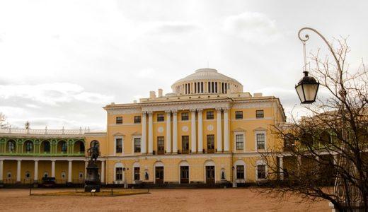 パブロフスク宮殿 ヨハンシュトラウス