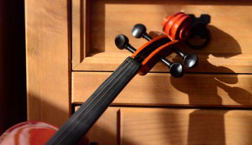 ヴァイオリン フレットレス