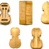 ヴァイオリン製作工程 〜木材が楽器になるまで〜