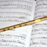 ケルト音楽で使われるティンホイッスルとローホイッスルについて