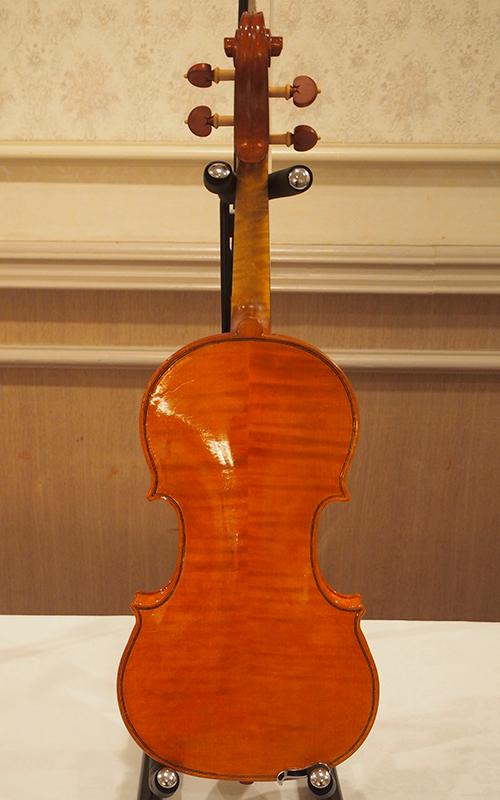 土屋貴寛 ヴァイオリン