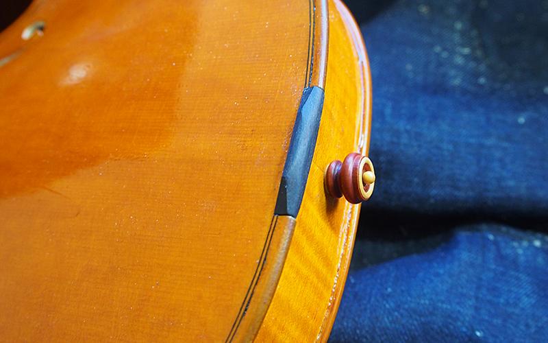ヴァイオリン エンドピン