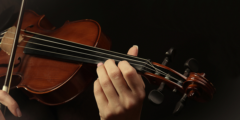 ヴァイオリン 初心者