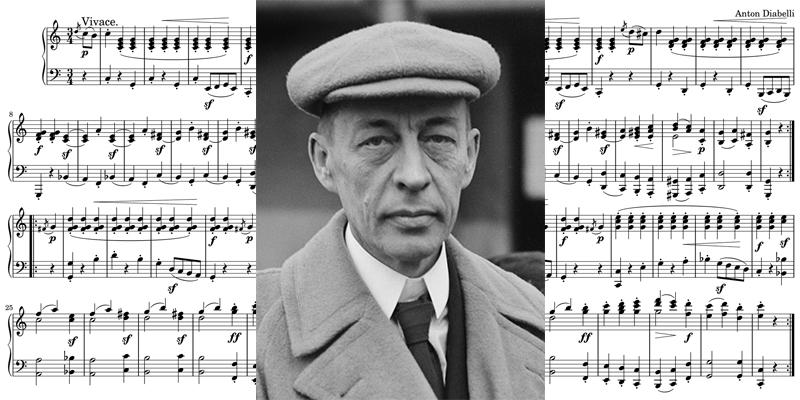 ラフマニノフ クラシック作曲家