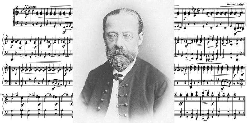 スメタナ クラシック作曲家