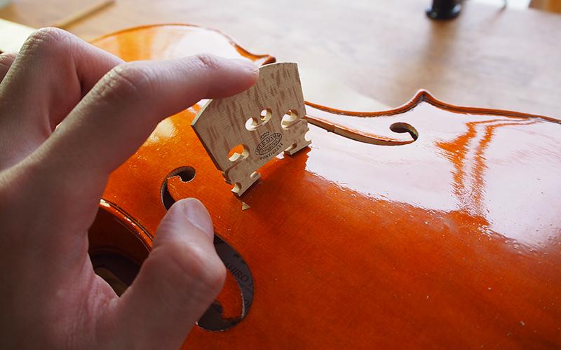 ヴァイオリン 駒