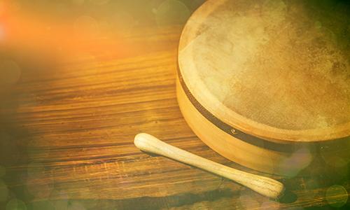 民族楽器 バウロン