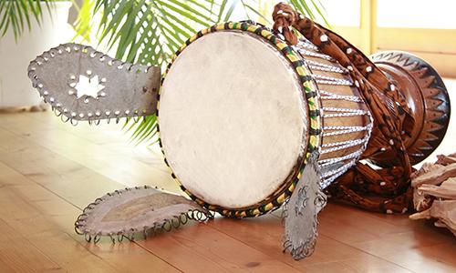 民族楽器 ジャンベ