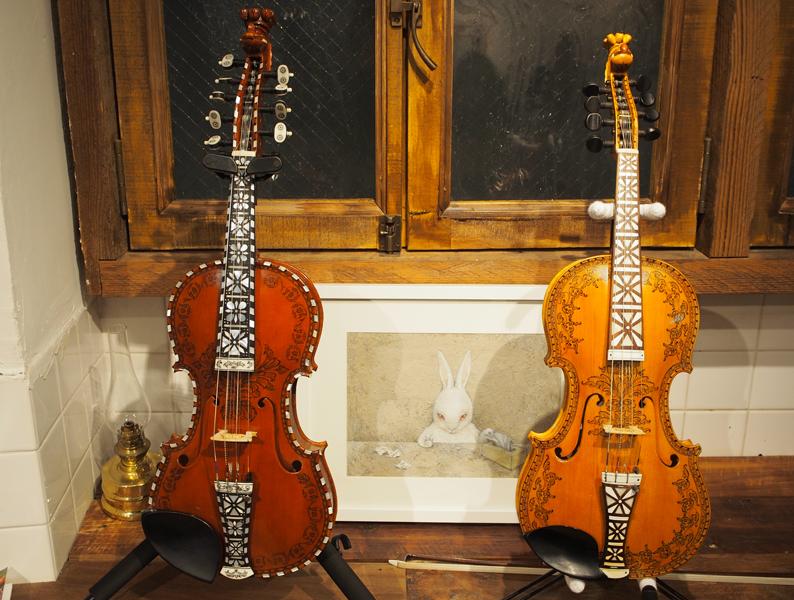 民族楽器 ハーディングフェーレ