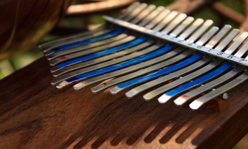 民族楽器 カリンバ