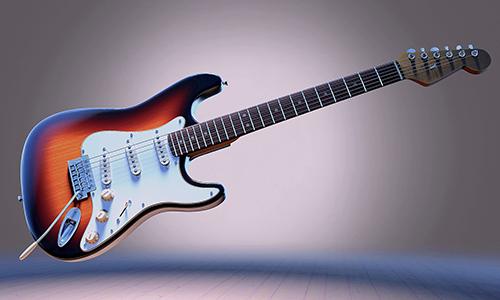 エレキギター ストラトキャスター