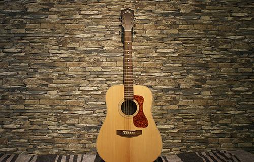 アコースティックギター ドレットノート