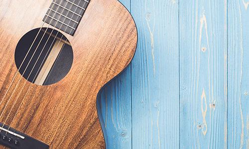 【初心者向け】ギターの種類とその特徴